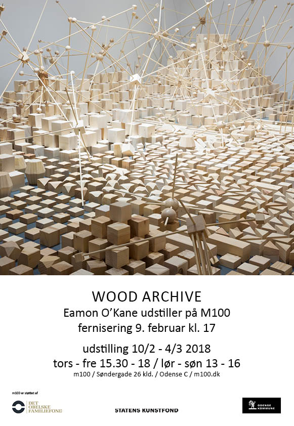 Eamon O'Kane WOOD ARCHIVE