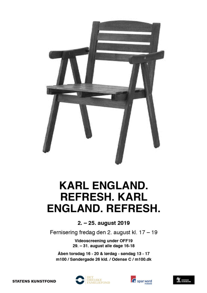 Karl England. Refresh