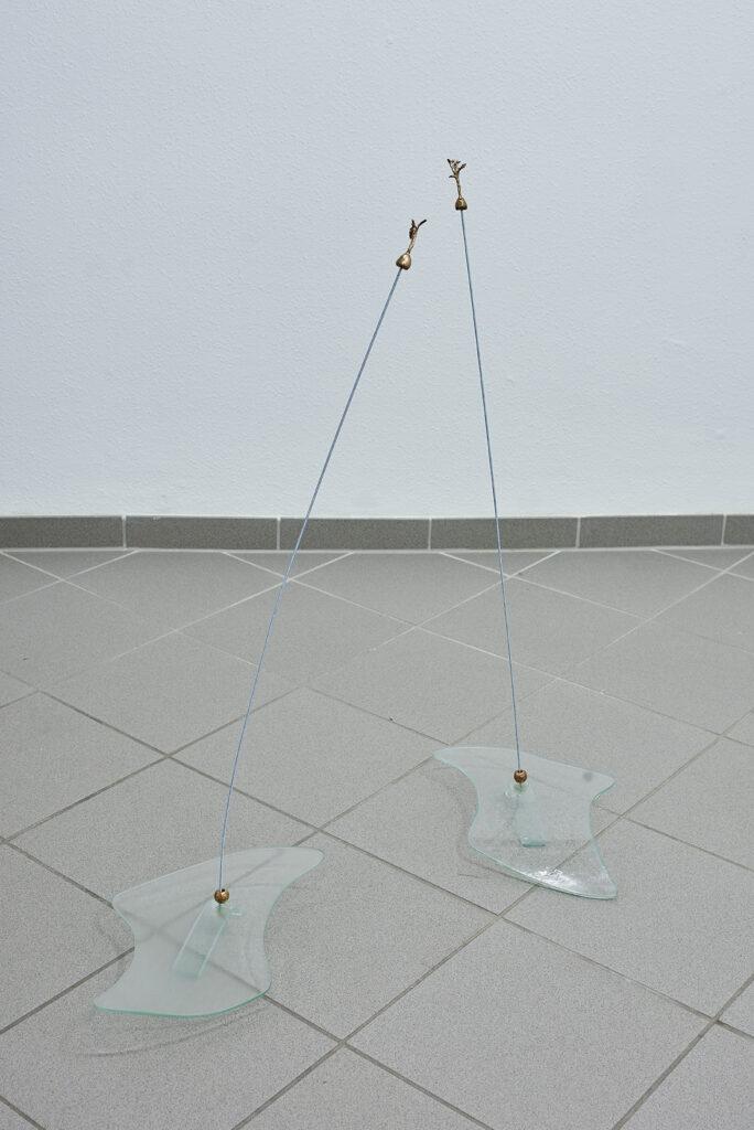 Elina Bergmark Wiberg Harlequin sway structures