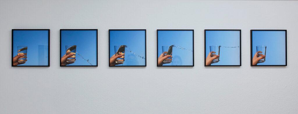 empty glass full glass fotoserie på 6. Foto: Kirstine Mengel